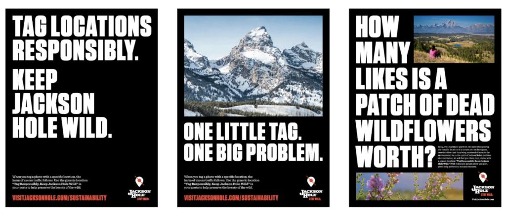 Jackson Hole ads