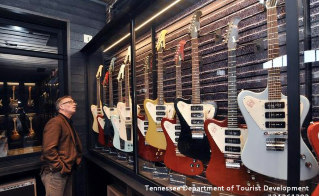 Songbirds Guitar Museum, Chattanooga, TN