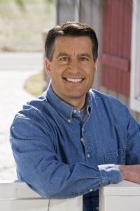 Former Gov. Brian Sandoval