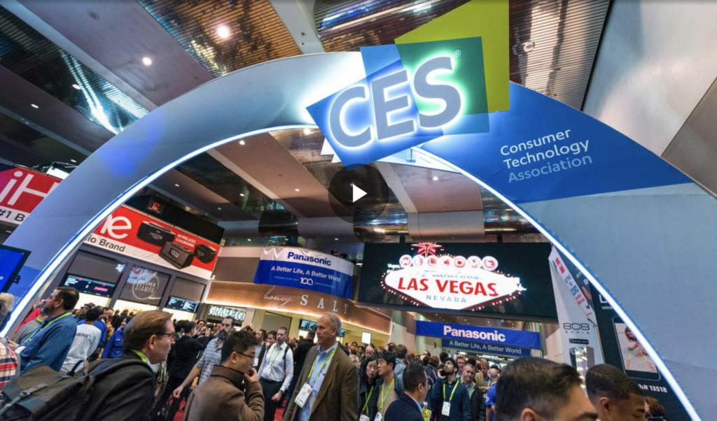 CES Las Vegas (Digital Trends)