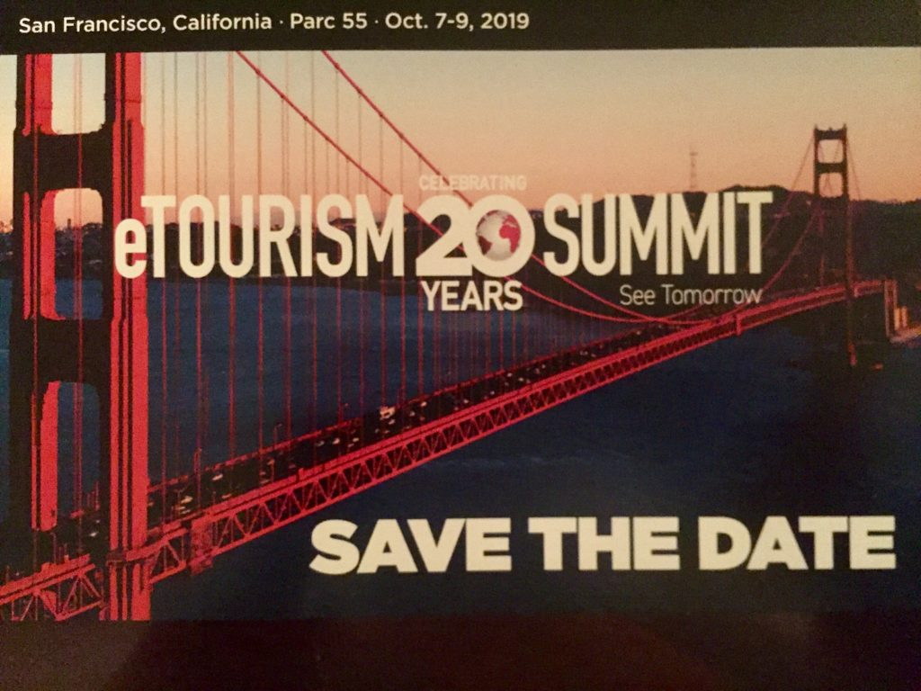 eTourism Summit and Thrive Summit