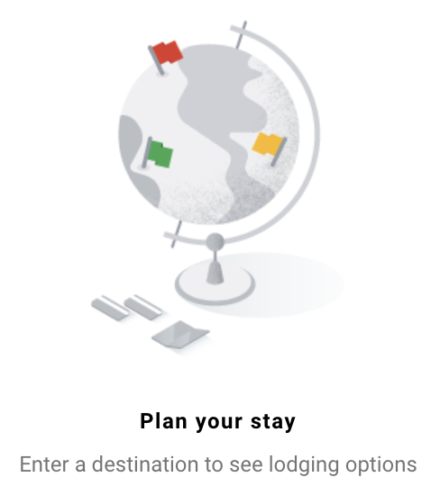 Google hotel bookings
