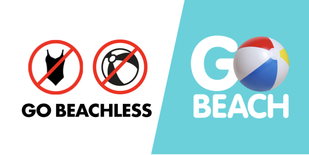 Go Beach/Go Beachless