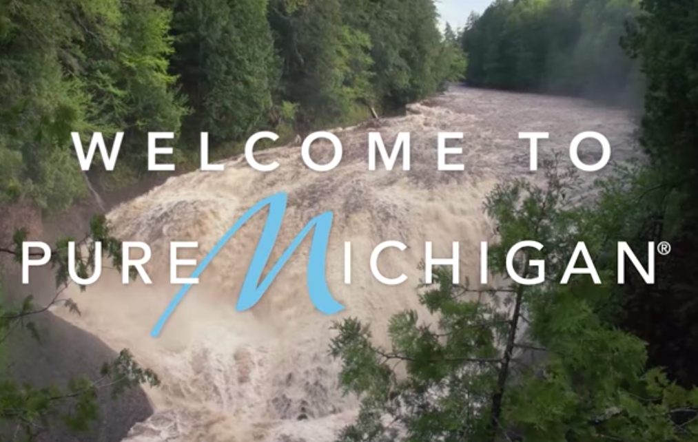 Pure Michigan screenshot