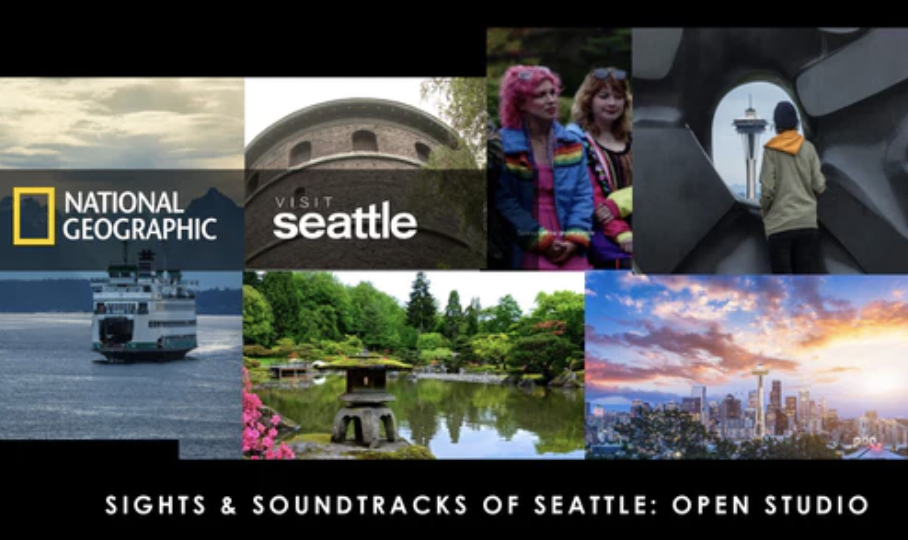 National Geographic + Visit Seattle