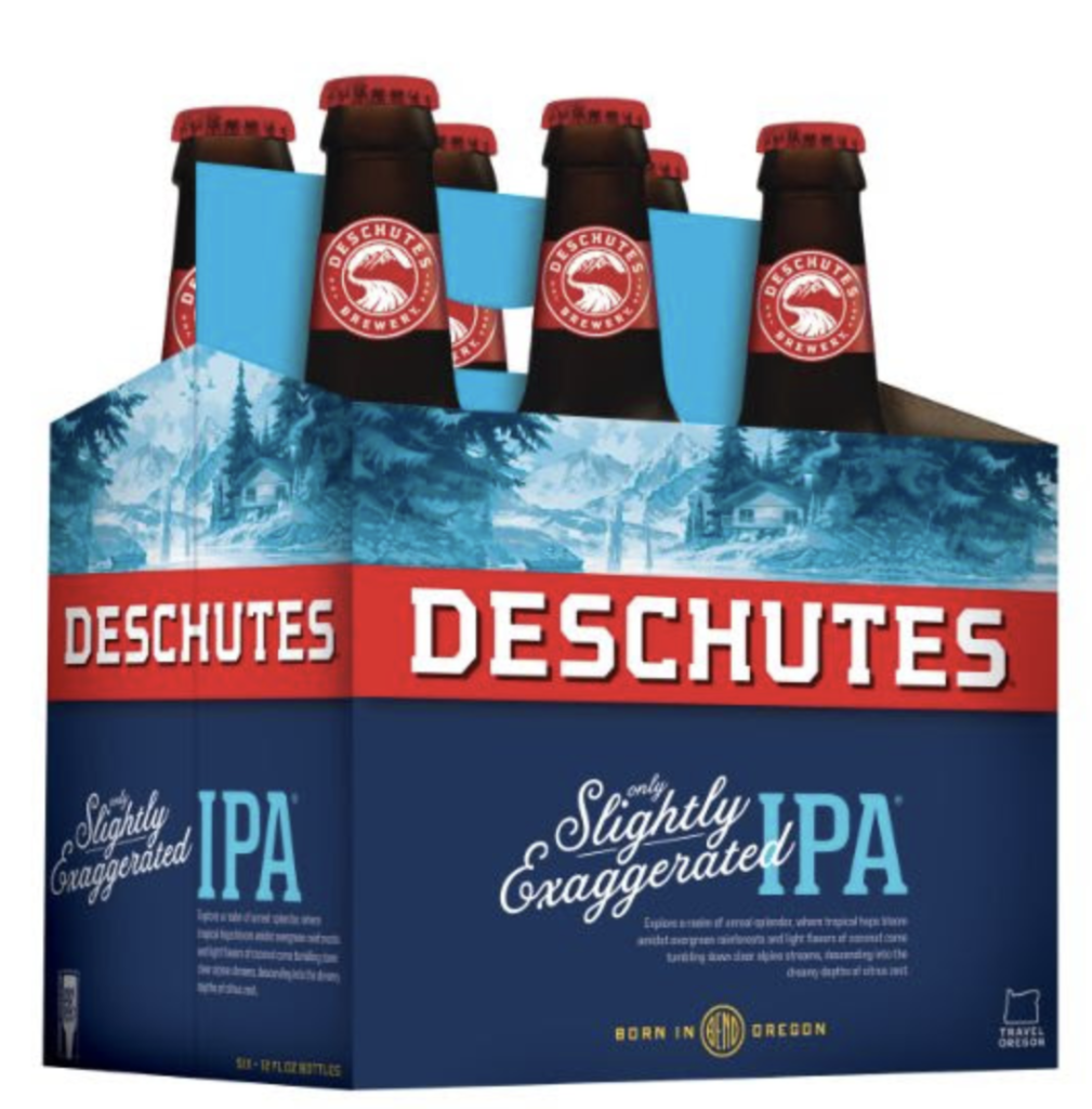 Deschutes beer (Credit: Travel Oregon)
