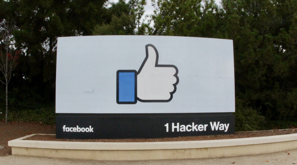 1 Hacker Way (Photo: David Fulmer, flickr 2.0)