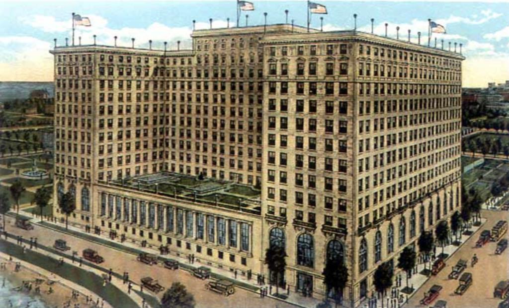 Drake Hotel, a Hilton 1920