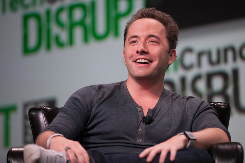 Drew Houston. (Photo: JD Lassica, CC2.0)