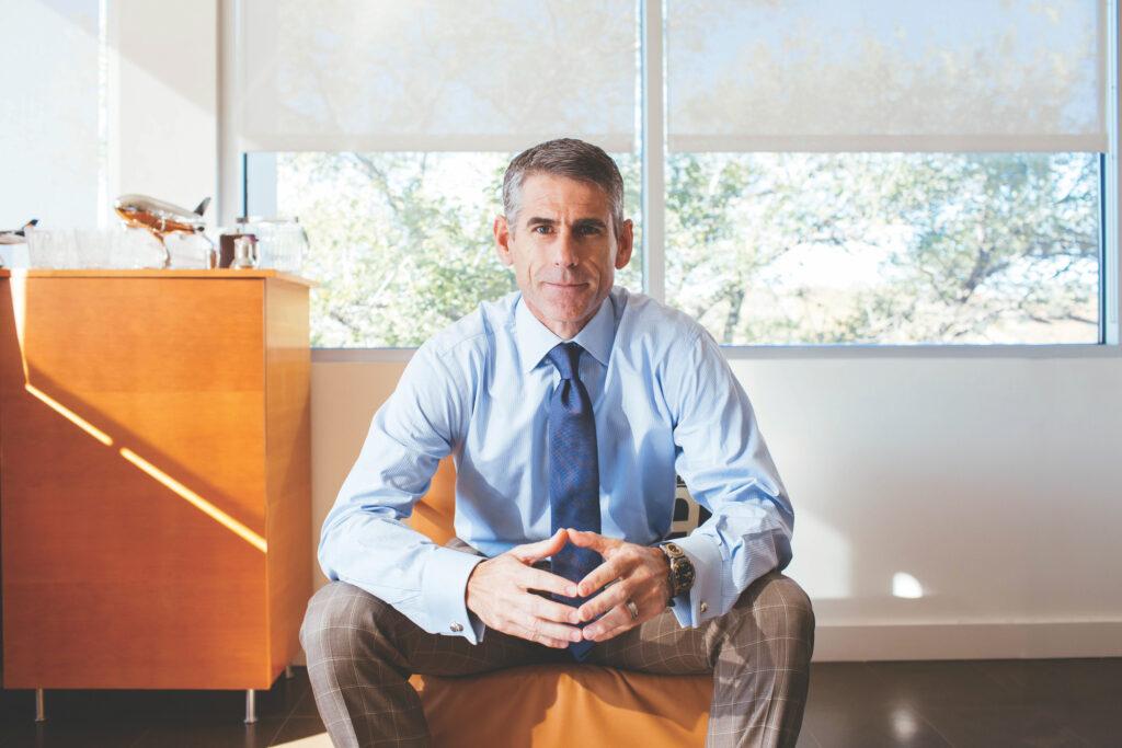 Clayton Reid, CEO of MMGY Global